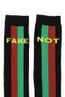 Gucci Kids Cotton socks
