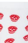 Alexander McQueen Skarpety z logo