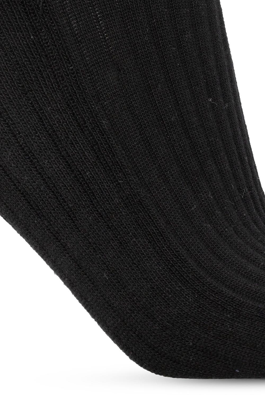 Burberry No-show socks with logo