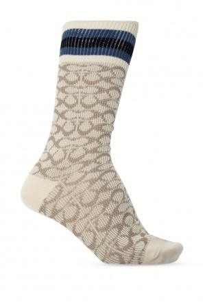 Socks with logo od Coach