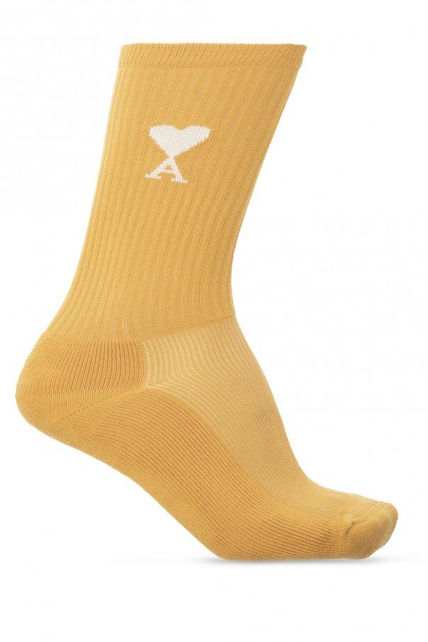 Ami Alexandre Mattiussi Cotton socks