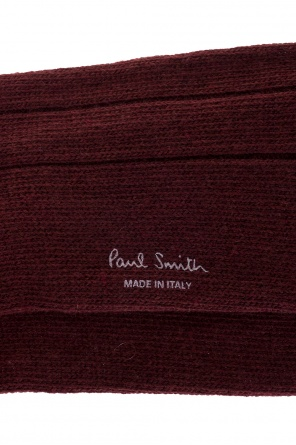 Wool socks od Paul Smith
