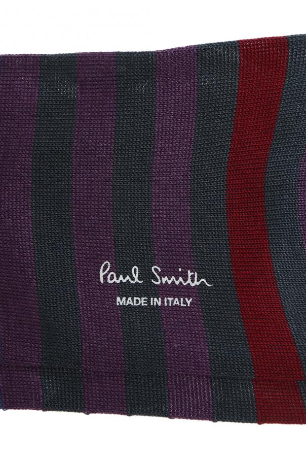 Skarpety w paski od Paul Smith