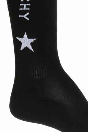 Star motif socks od Givenchy