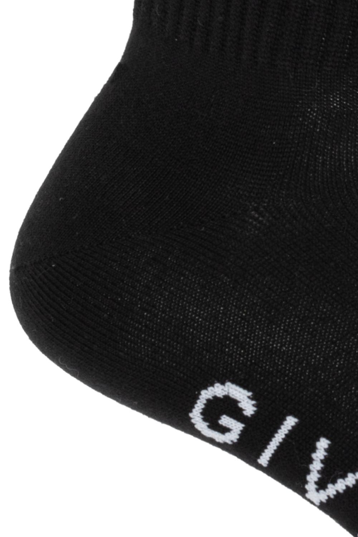 Givenchy Skarpety z logo