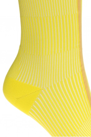 Logo socks od Adidas by Stella McCartney