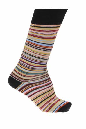 Pinstriped socks od Paul Smith