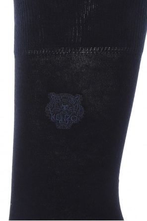 Logo-embroidered socks od Isabel Marant