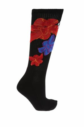 Embroidered socks od Marcelo Burlon