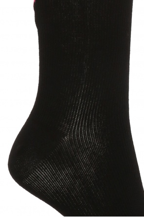 Cotton knee high socks od Marcelo Burlon