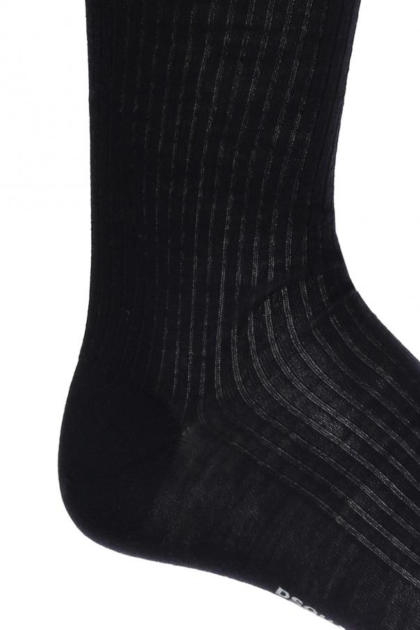 Long socks od Dsquared2