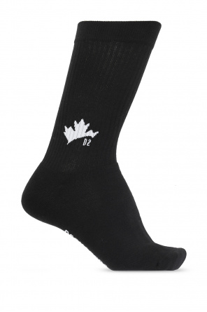 Socks with logo od Dsquared2