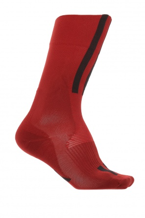 Socks with a striped pattern od Y-3 Yohji Yamamoto
