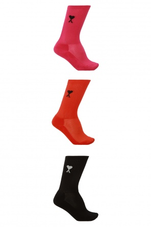 Socks 3-pack od Ami Alexandre Mattiussi
