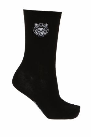 Embroidered socks od Kenzo