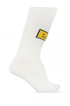 Socks with logo od Acne Studios