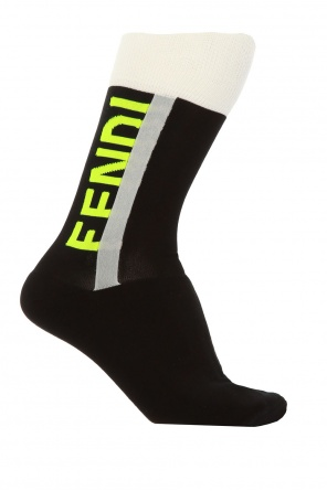 Socks with logo od Fendi