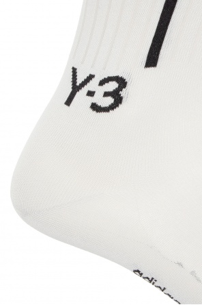 Socks with logo od Y-3 Yohji Yamamoto