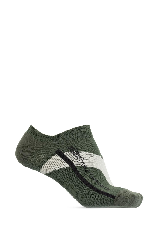 Y-3 Yohji Yamamoto Socks with logo