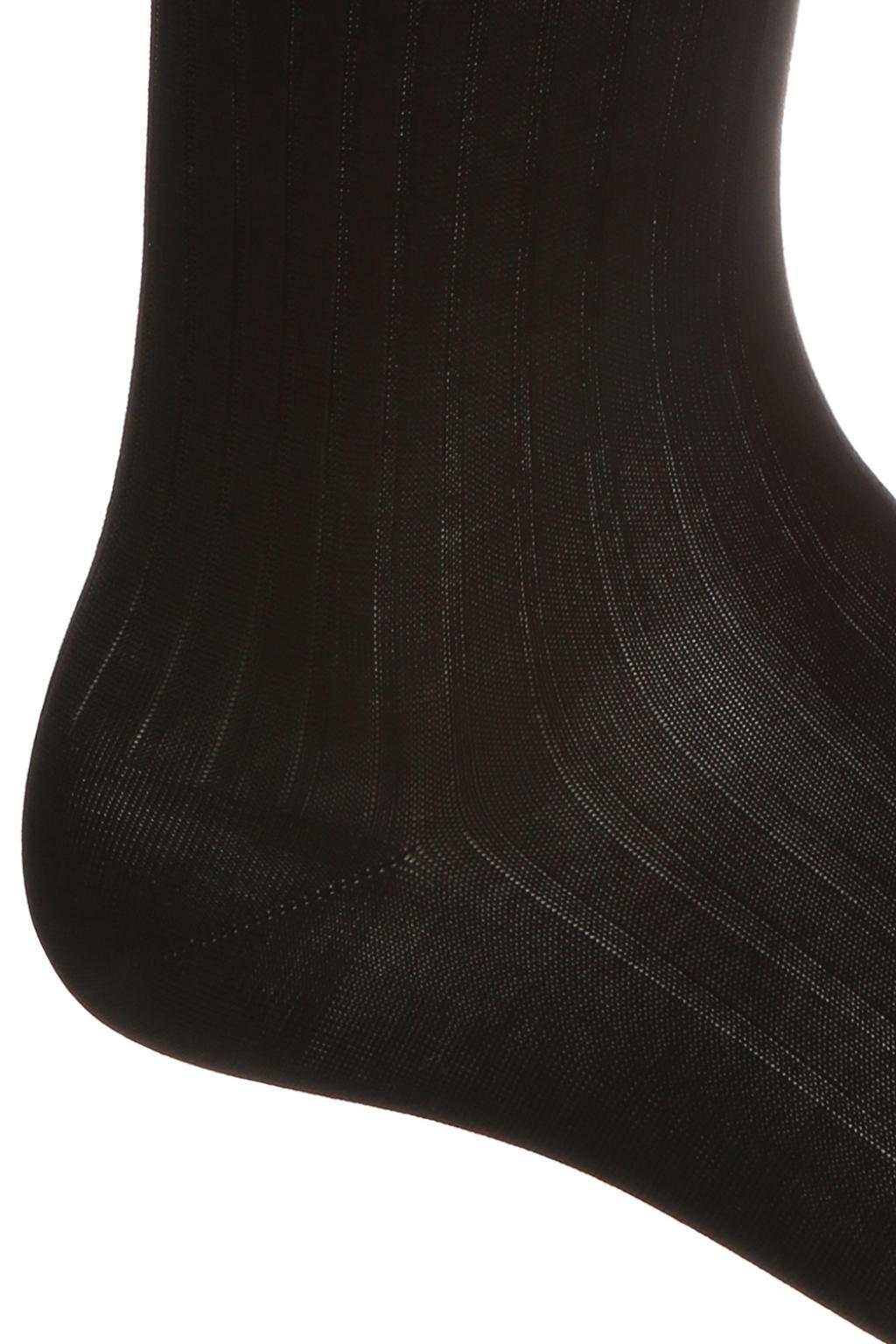 Berluti Ribbed socks