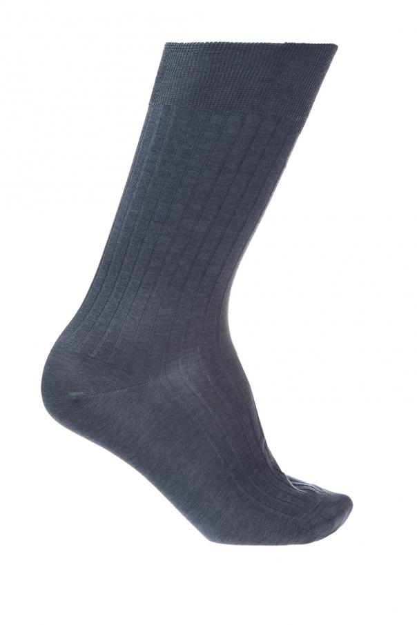 Berluti Ribbed socks