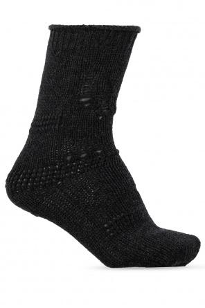 Wool socks od Helmut Lang