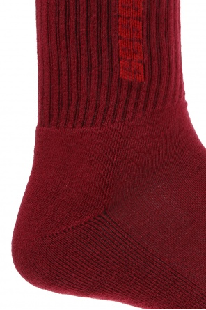Inscription socks od Yeezy
