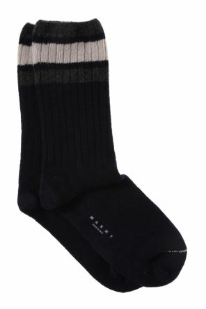 Striped socks od Marni