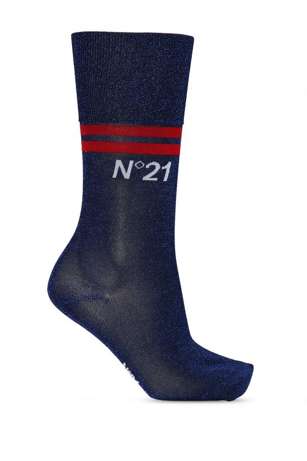 N21 Socks with logo