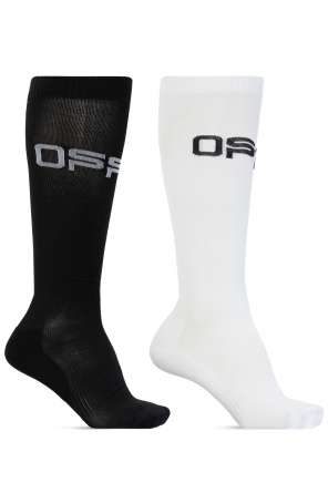 Branded socks two-pack od Off-White