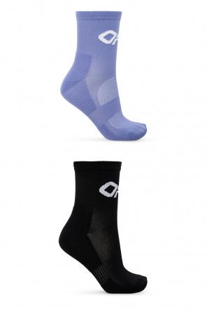 Socks two-pack od Off-White