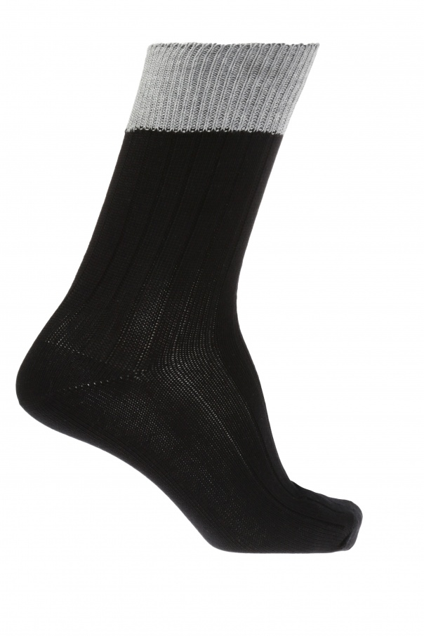 fd415c94a4f Long ribbed socks Comme des Garcons Homme Plus - Vitkac shop online