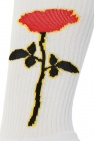 Palm Angels Embroidered socks