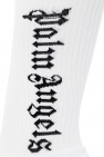 Palm Angels Socks with logo