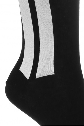 Striped over-knee socks od Palm Angels