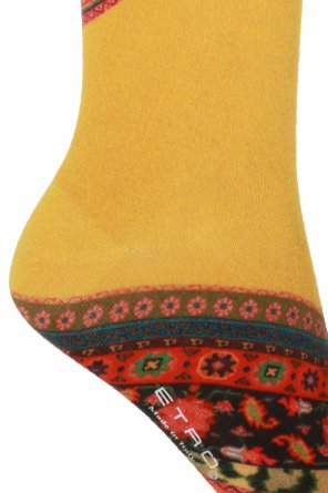 Patterned socks od Etro