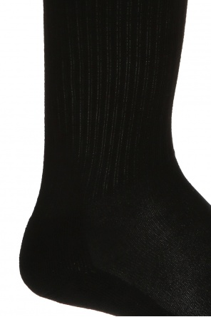 Inscription socks od Rick Owens