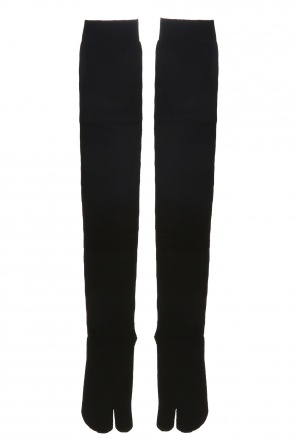 'tabi' over-knee socks od Maison Margiela
