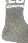 Diesel Logo-embroidered socks 3-pack