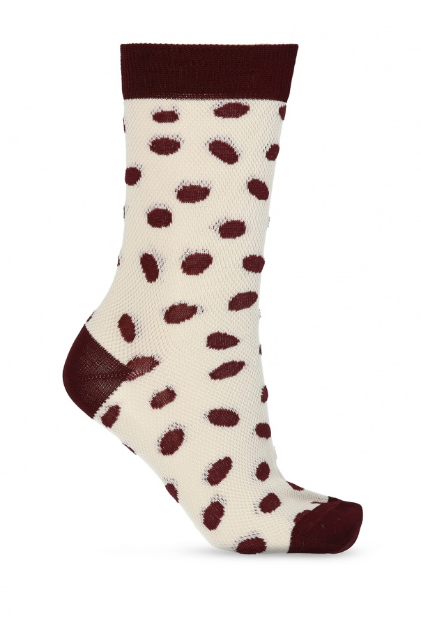 Marni Socks with geometric motif