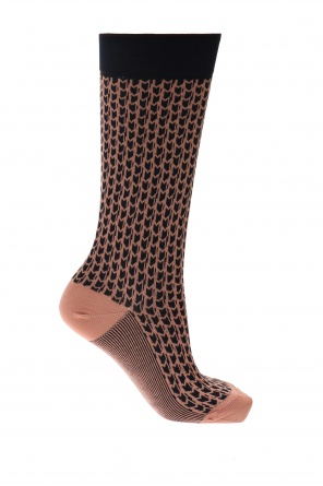 Patterned socks od Marni