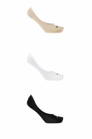 Branded  no-show socks three-pack od Nike