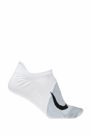 Logo-embroidered socks od Nike
