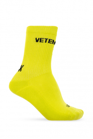 Socks with logo od VETEMENTS