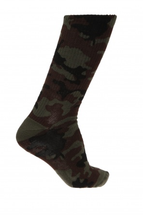 Camo socks od Unravel Project