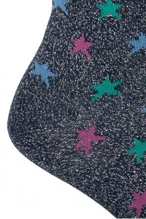 Socks with metallic yarn od Paul Smith