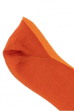 Patterned no-show socks od Paul Smith
