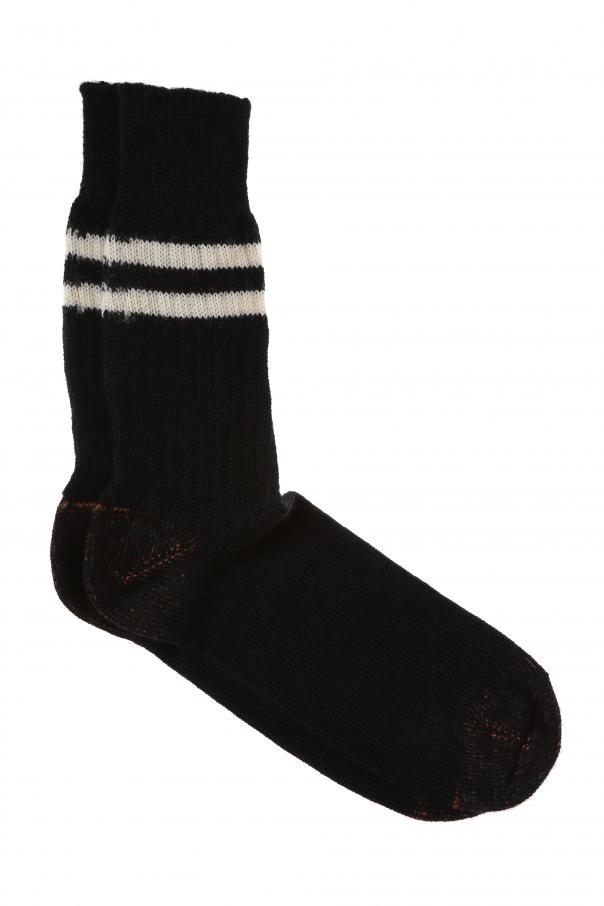 028ec0ba540 Long striped socks Junya Watanabe Comme des Garcons - Vitkac shop online
