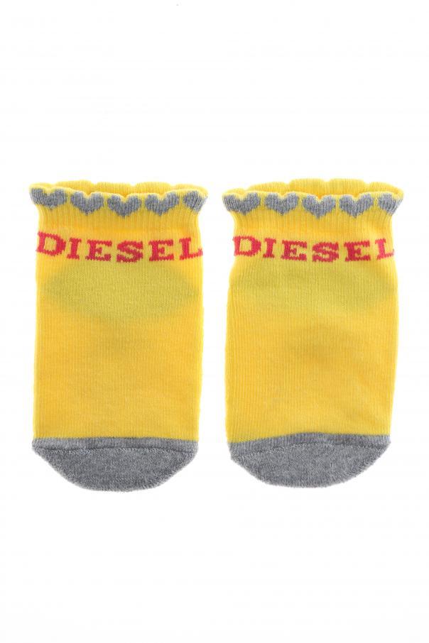 Diesel Kids Logo Socks