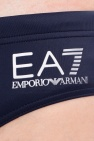 EA7 Emporio Armani Branded swimming briefs